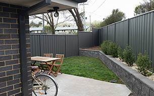 Canberra Fence Installation