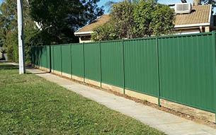 Canberra Fencing Contrators